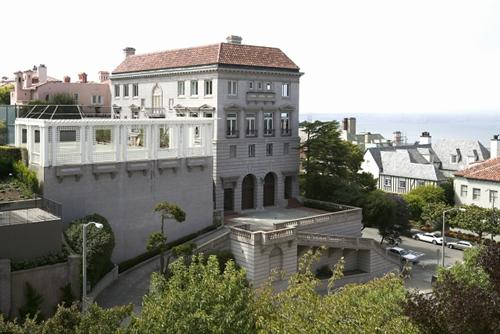 Top 5 most expensive homes in san francisco for Best homes in san francisco